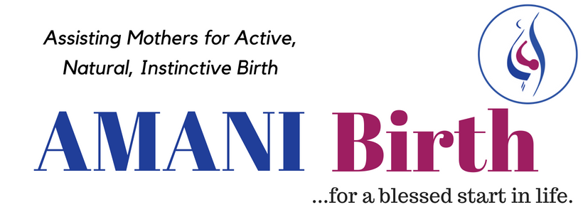 AMANI Birth Logo